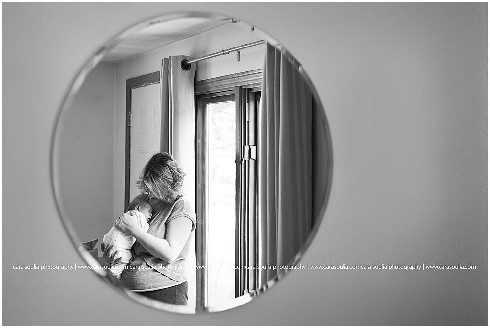 newborn love | boston area baby photographer