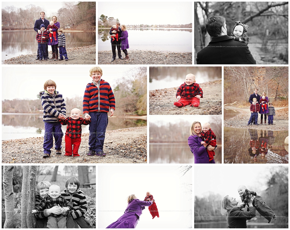 At the Lake | Newton Family Photographer