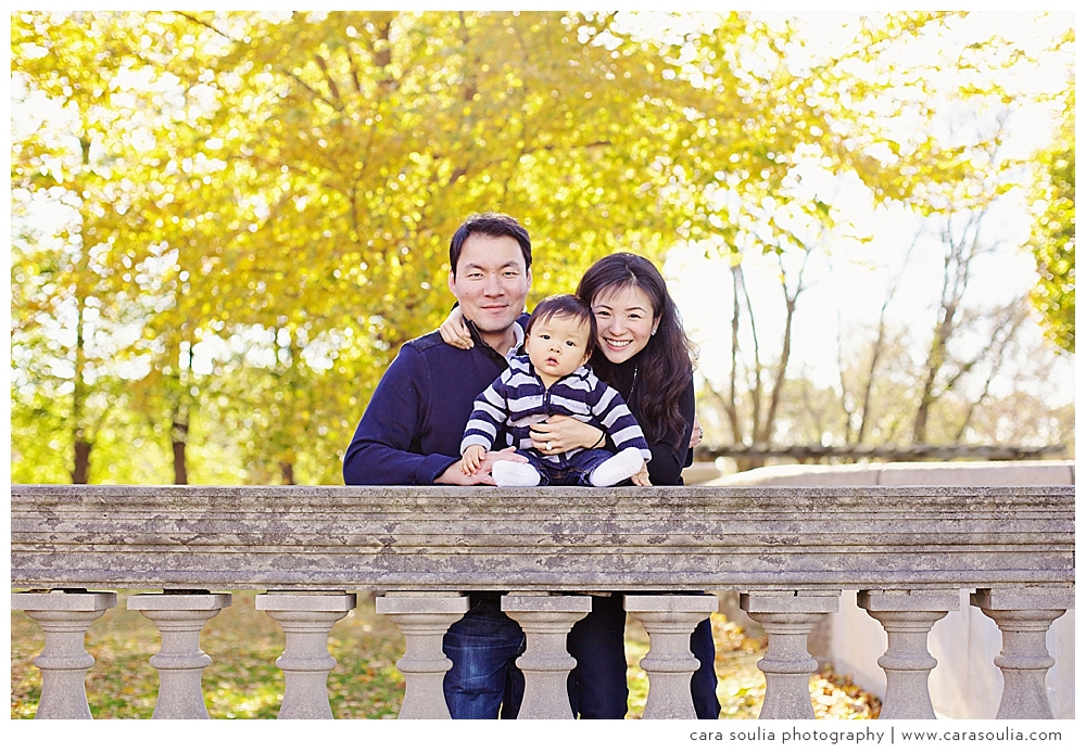 family session at larz anderson