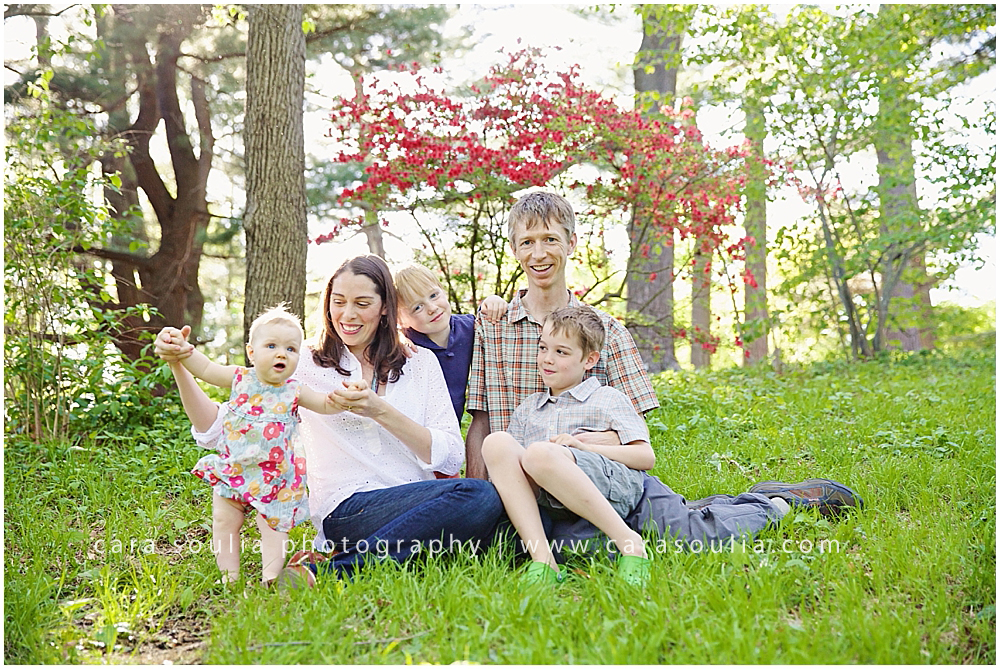 beautiful genuine joyful family photography bin needham ma by cara soulia
