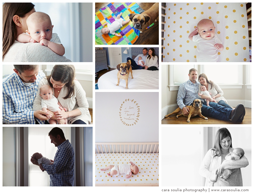 welcome baby Lila | jamaica plain newborn photography