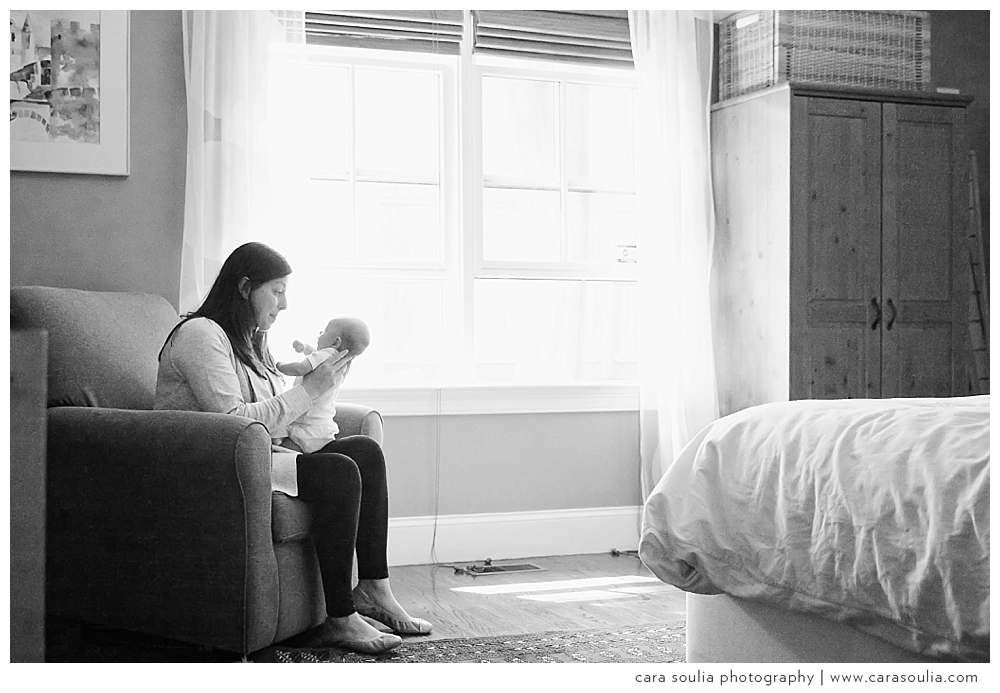 newborn baby photo session boston ma