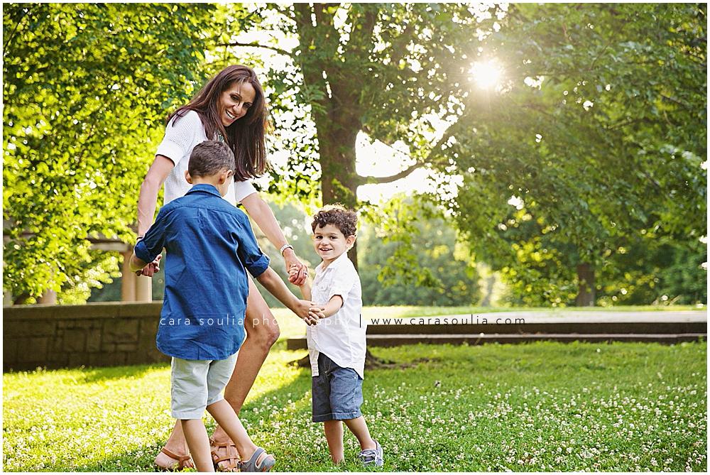 fun family photographer needham ma