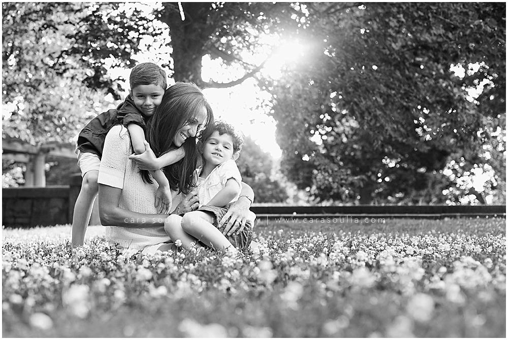 mother and children portrraits needham ma