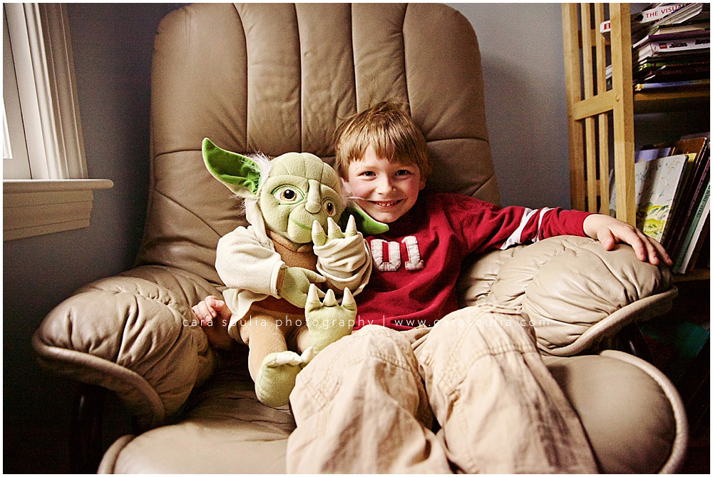 boy and yoda needham ma photographer