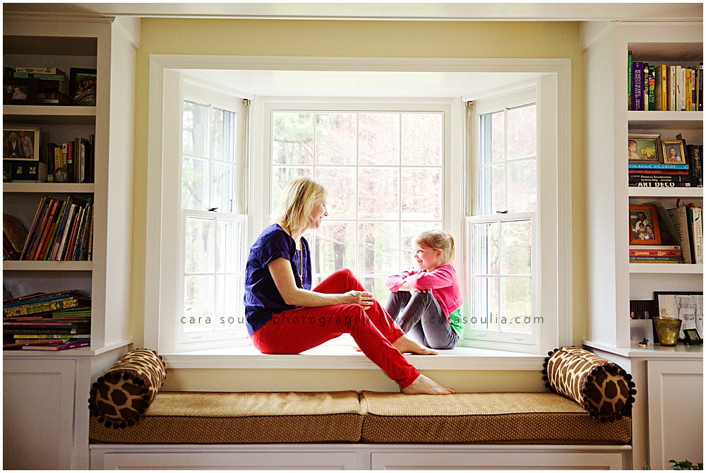 mother and daughter lifestyle photographer boston ma