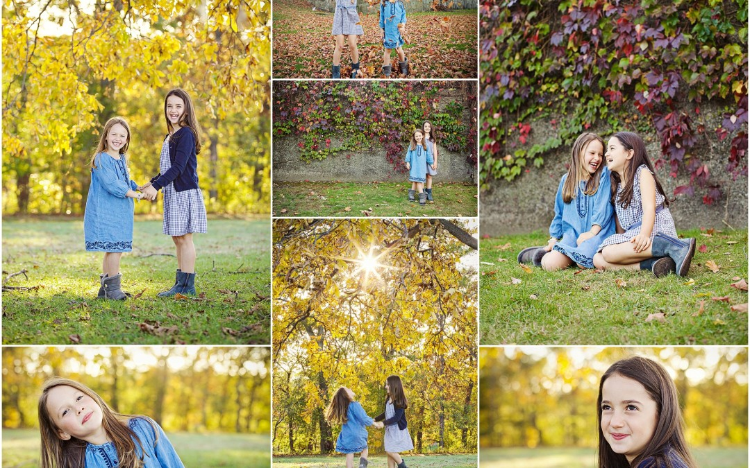 beautiful sisters | boston childrens photographer