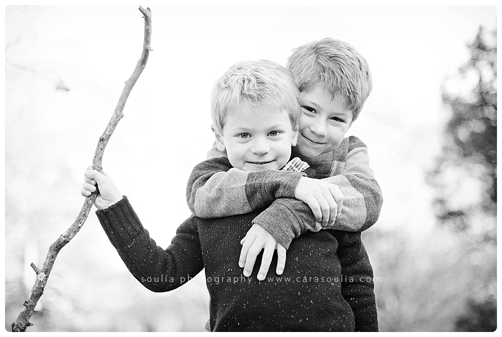 stunning black and white portrait of brothers boston ma
