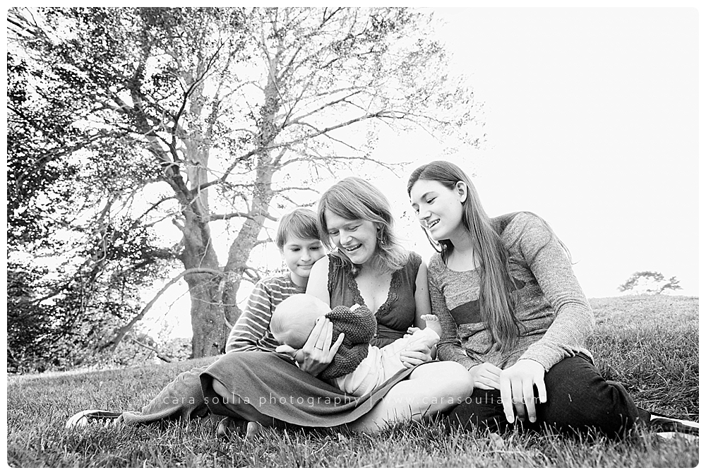 new baby outdoor portraits brookline ma