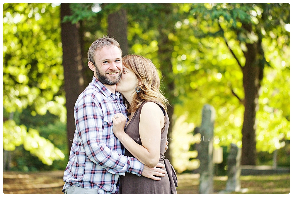 sweet couples portrait brookline ma