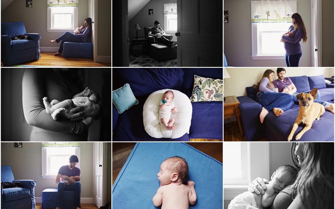 James, 8 days   south shore boston newborn photographer