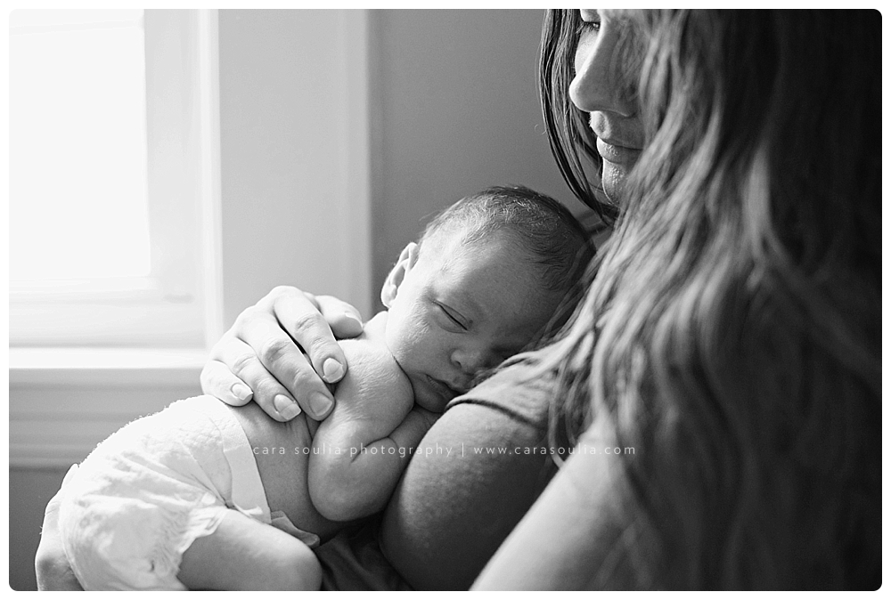 intimate newborn photos boston ma