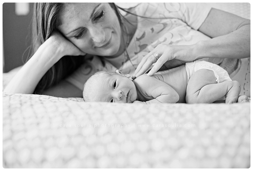 beautiful black and white mother son portrait boston ma