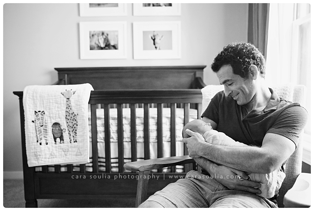 black and white newborn photography boston ma