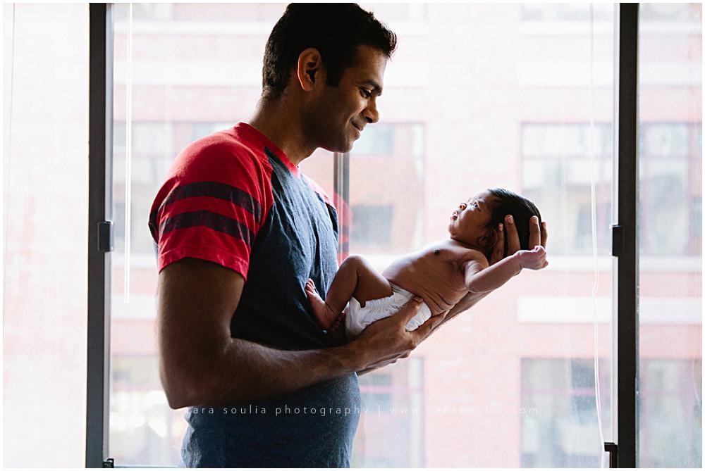 father and son newborn portrait cara soulia