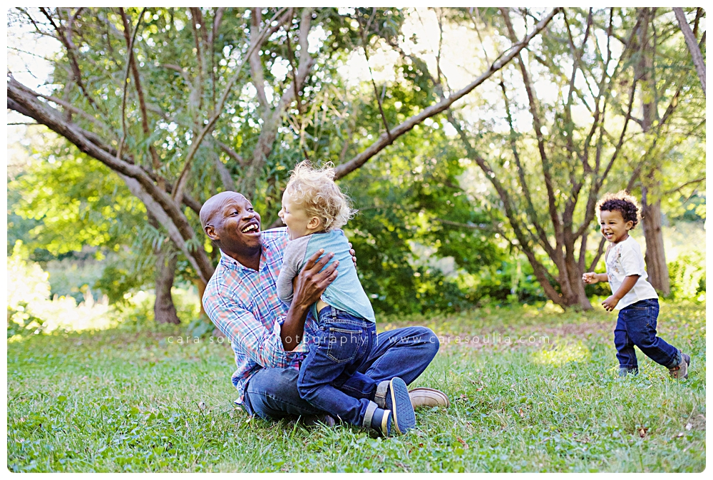Extended Family Photography Session in Jamaica Plain, Massachusetts by Boston Family and Child Photographer Cara Soulia www.carasoulia.com