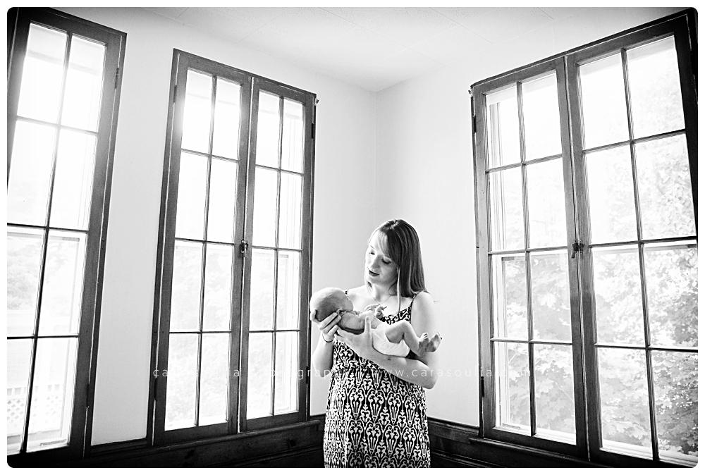 beautiful newborn photos in your home boston ma