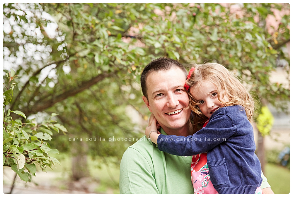 father and daughter portraits cara soulia photographer massachusetts