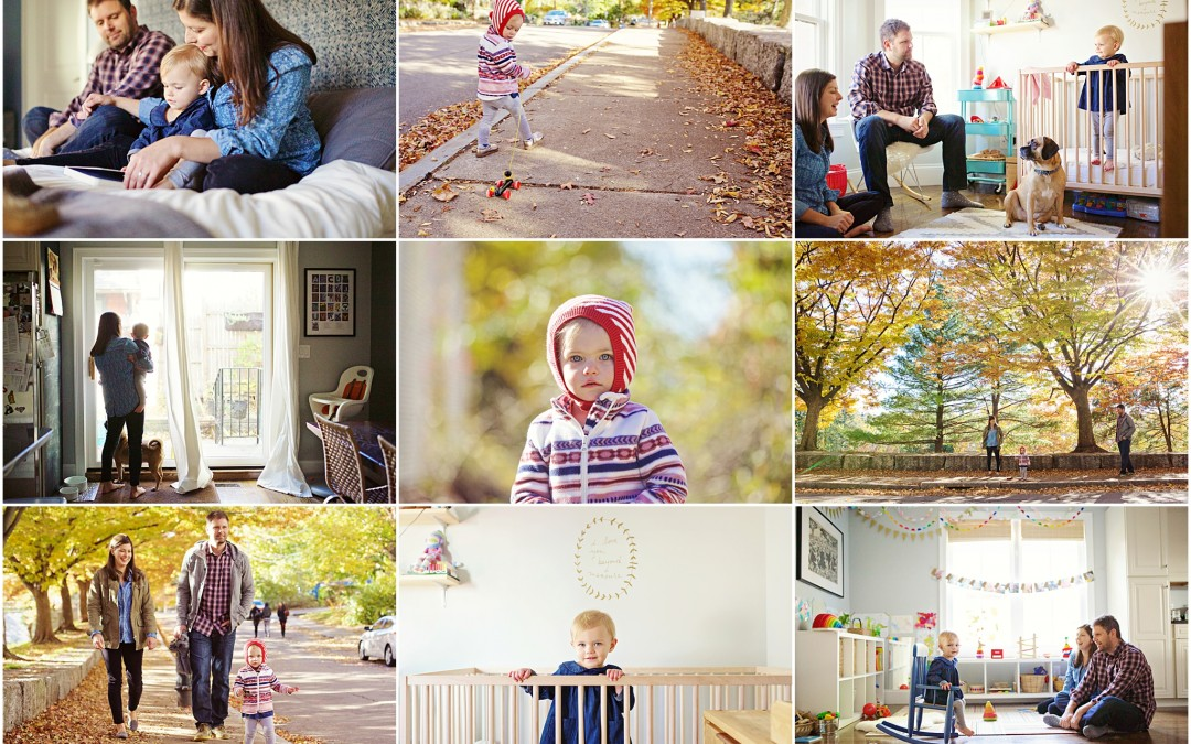 At home with Lila | Jamaica Plain Childrens Photographer