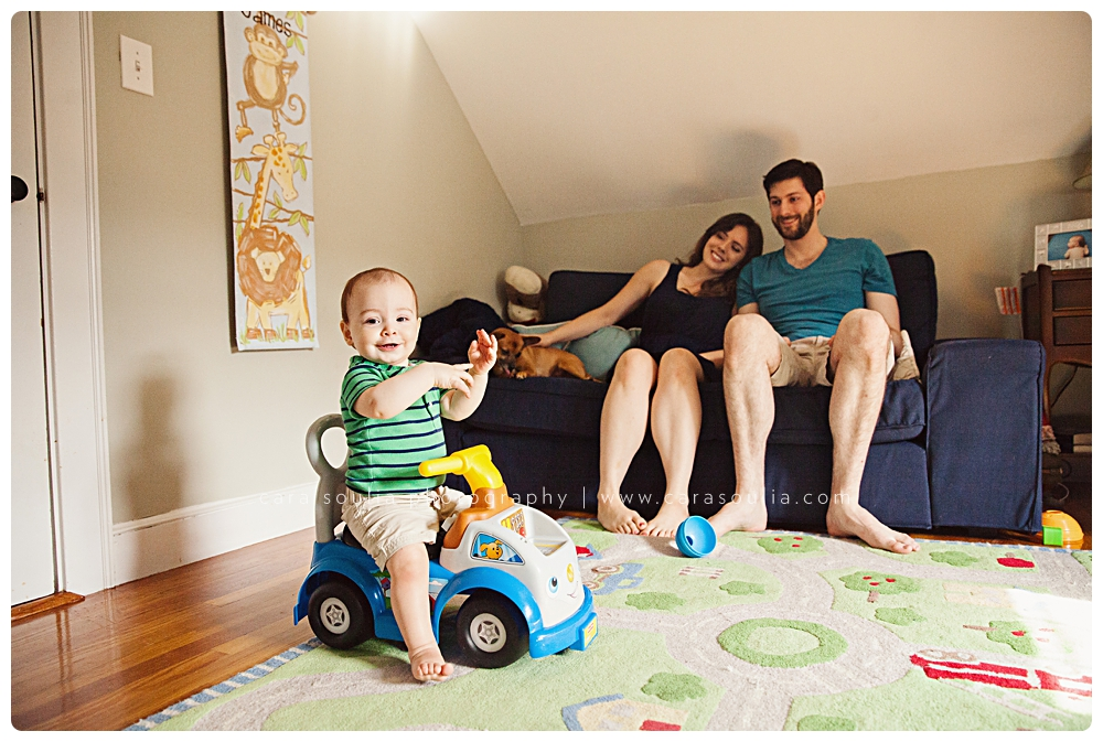 adorable childrens portraits at home lifestyle photographer cara soulia massachusetts