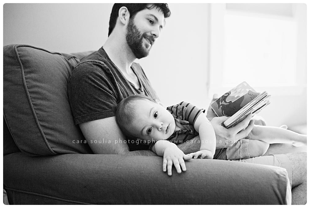 father and son portrait boston mass cara soulia