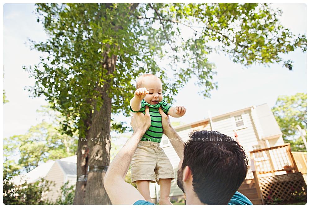 fun family photographer boston massachusetts