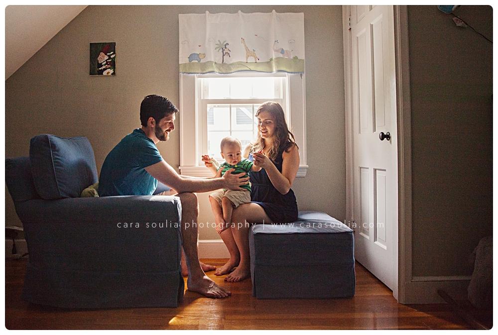 lifestyle photo session at home boston ma cara soulia