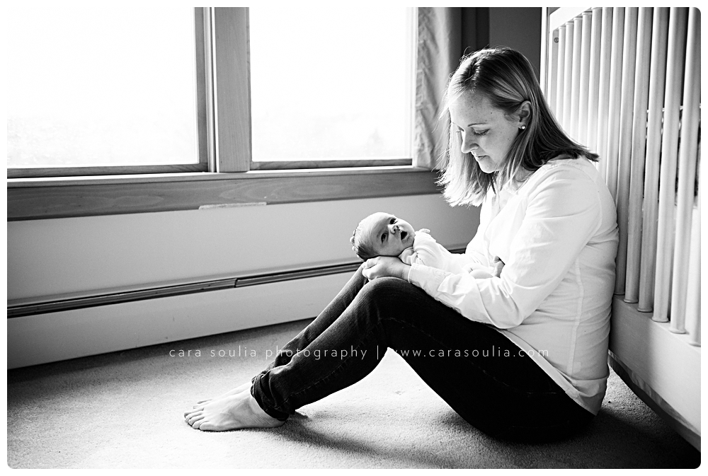mother and child newborn photographer boston mass