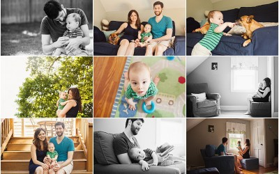 James is One!! | Massachusetts Family Photographer
