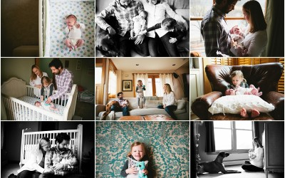 Nadya is a big sister! | Newborn Photographer Boston Massachusetts
