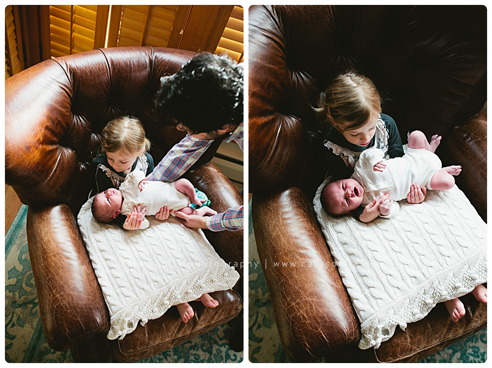 stunning newborn portraits with sibling boston ma