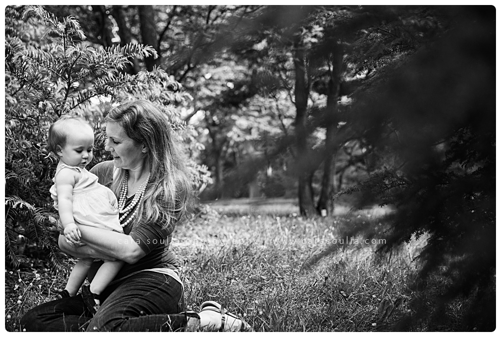 beautiful black and white portraits with mom boston