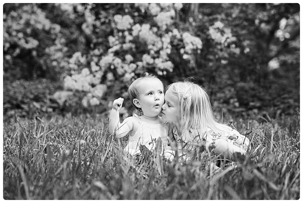 black and white sister portraits arnold arboretum