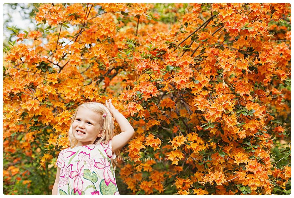 colorful childrens portraits