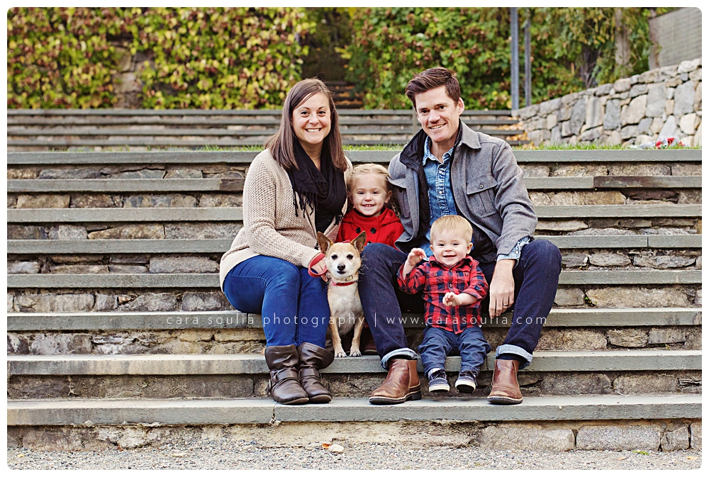 fall family photography session boston massachusetts