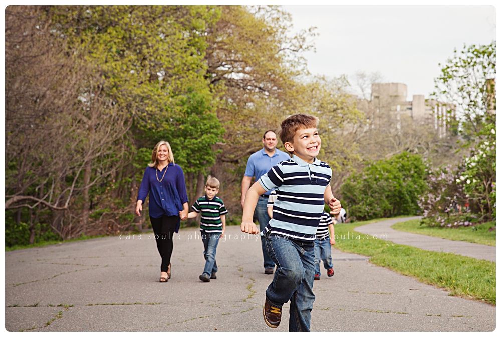 fun family photographer brookline boston ma