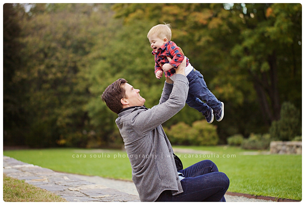 fun family photographer fall photo session boston ma