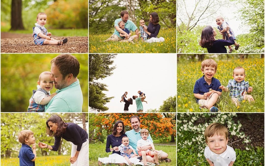 A fine summer evening | Boston Family Photographer