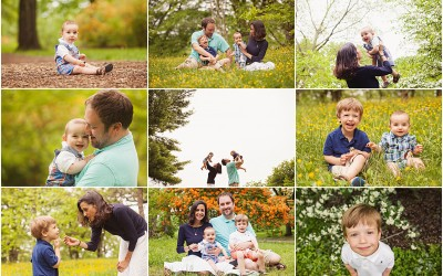 A fine summer evening | Boston Family Photographer