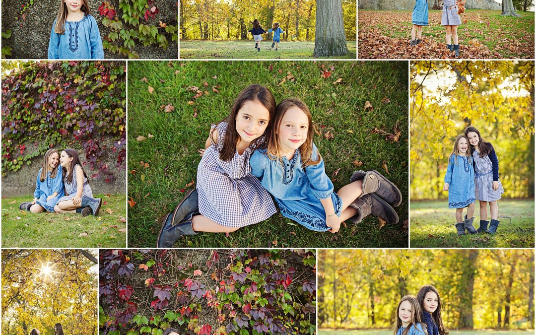 sisters | brookline children's photographer