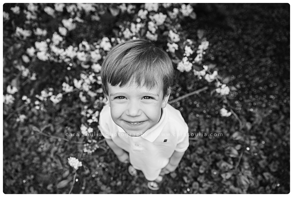stunning black and white portrait of child boston ma