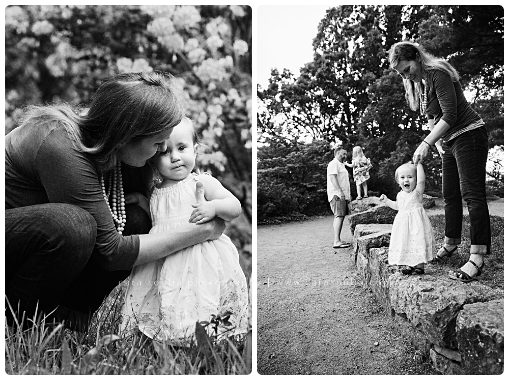 stunning black and white portraits family photographer boston