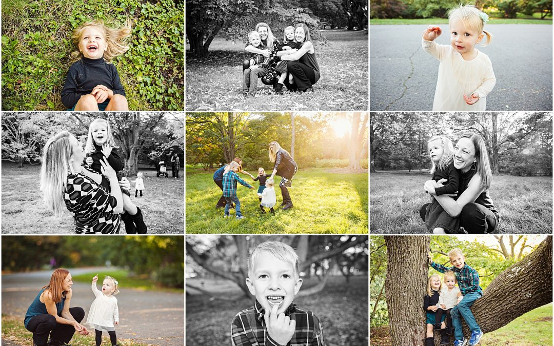 party of five | boston photographer for families