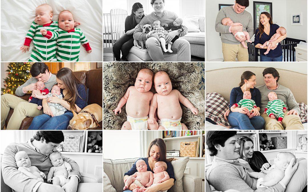 Charlotte & Jack   Boston Massachusetts Newborn Photographer