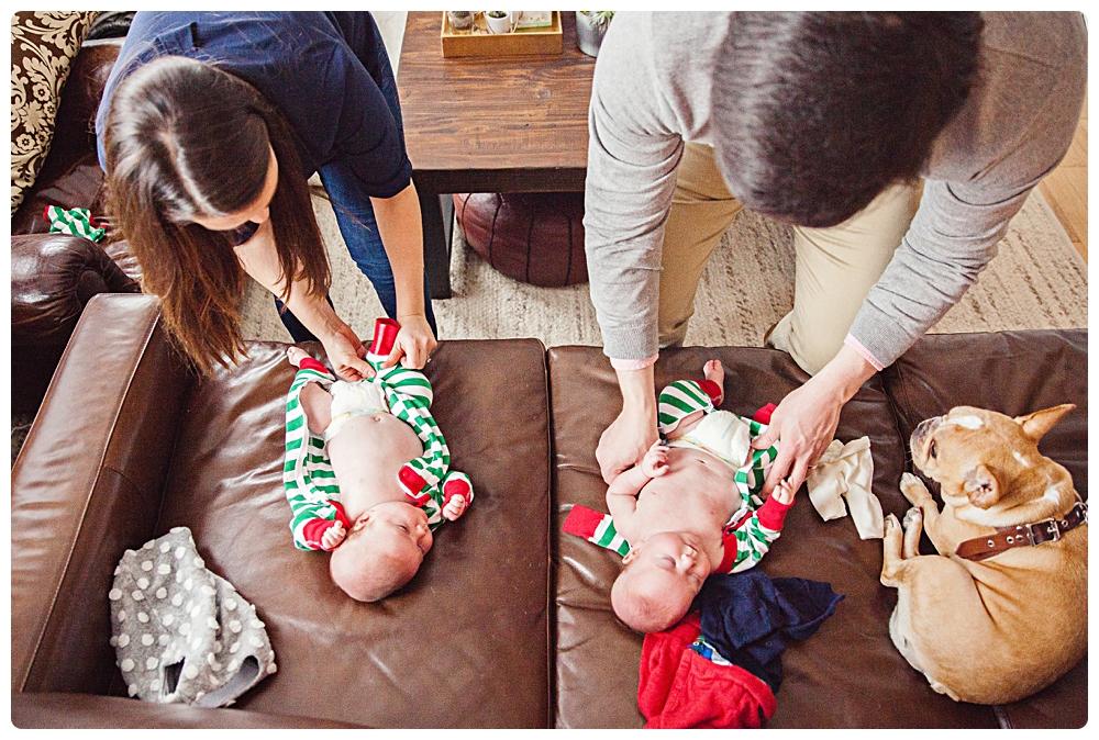 candid photos newborn session photographer boston ma