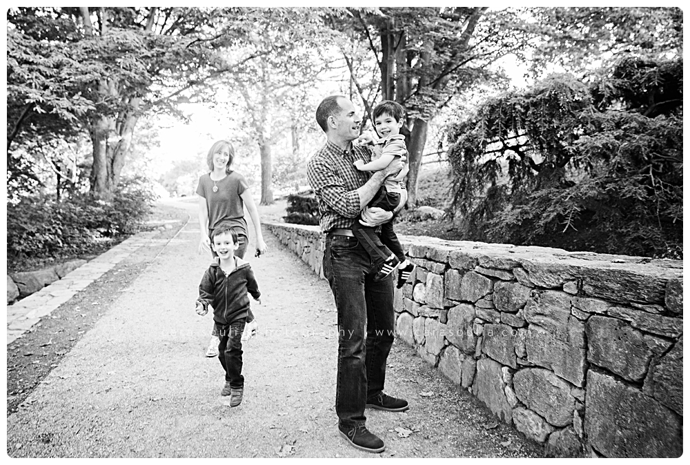 family photo session arnold arboretum summertime