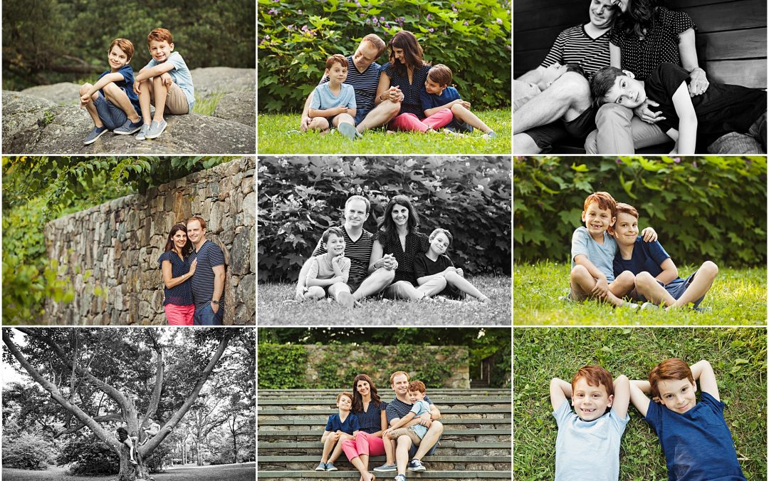 a walk in the park | Boston Family Photographer