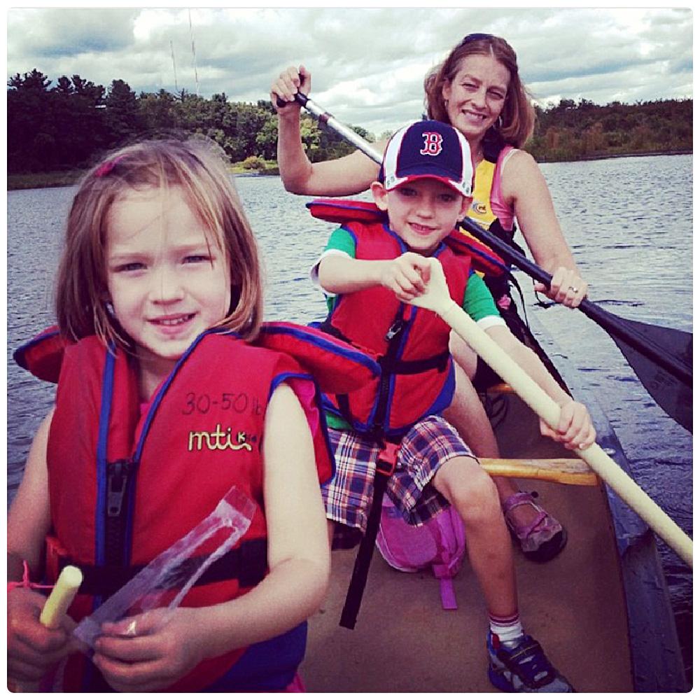 Charles River Canoe