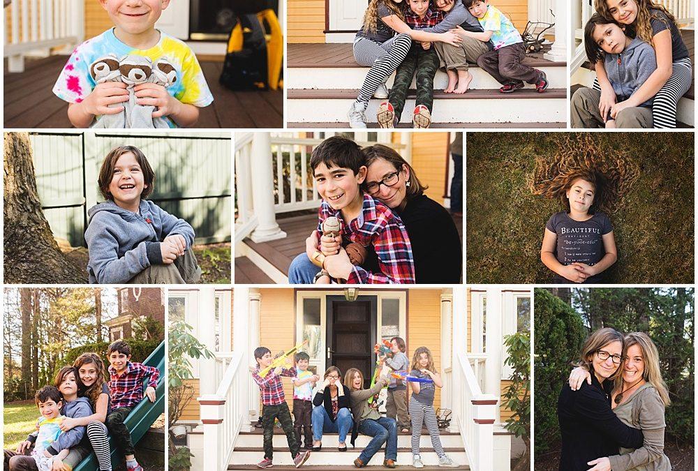 Cousins!!   Newton Family Photographer