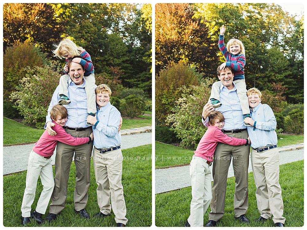 boston masschusetts family portraits
